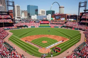 Busch Stadioum, St. Louis