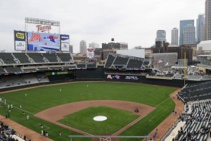 Target Field, Minneapolis